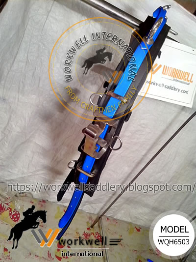 Blue, Protecto quick hitch harness, Walsh quick hitch harness, Wellington Tack quick hitch harness, Finn Tack quick hitch harness, Zilco quick hitch harness, Extreme quick hitch harness, top mark quick hitch harness, walsh quick hitch harness, ELITE quick hitch harness, QH Synthetic Training Saddle Pro, Country Pride quick hitch harness, Feather Weight quick hitch harness, Finntack quick hitch harness, harness supplier, wholesale horse supplies, wholesale equine supplies, Lightweight, easy cleanup, LITE-N-TUFF, waterproof, PVC Coating, PVC Webbing, Beta webbing, Biothane webbing, beta material, PCN or Beta material, PVC Coated, TPU Coated, polyester Coated, International Lite-N-Tuff 1600 Harness - Complet, Lite-N-Tuff 1600 Harness Complete - US Style - 1600LNT, Lite-N-Tuff 1600 Harness Kit - US Style - 1600-KIT, PRO II 1800 Harness - Complete - US Style - 1800H, PRO II 1800 Harness - Kit - US Style - 1800-KIT, Leather Harness 500 Complete - US Style - 500H, Leather Harness 500 Kit - US Style - 500-KIT, Walsh Nylon Double Ring Race Caveson, Walsh 1800 All-Synthetic Harness, Walsh 1500 Harness, Walsh Pony Race Harness, Zinger Ultra Harness, Rich Tack Rag On The Pad Kit, Xtreme Advantage Harness, Walsh 1600 Race Harness Complete - TB, Feather-Weight 1800 Synthetic Standard Race Harness, Feather-Weight 1600 Lite N Tuff Nylon Race Harness, Finn Tack Quick Hitch Harness Pro, Walsh 500 Leather Harness, Walsh Kant C Back Blinds For Race Bridle, Walsh Blinds for Race Bridle, Striper Waterproof Saddle Pad 40inch Walsh, Saddle, Harness back saddle, Head check, Qh racing saddle, Head pole straps, Forged stainless steel coupler, Synthetic Headpole Strap